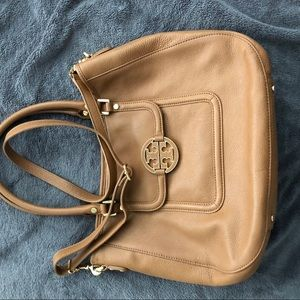 Tory Burch Brown leather bag